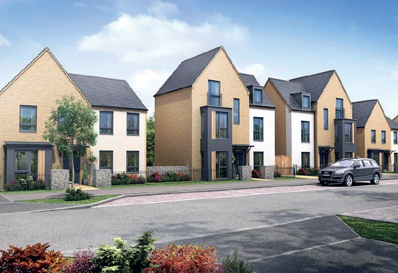 New Barratt Homes Image