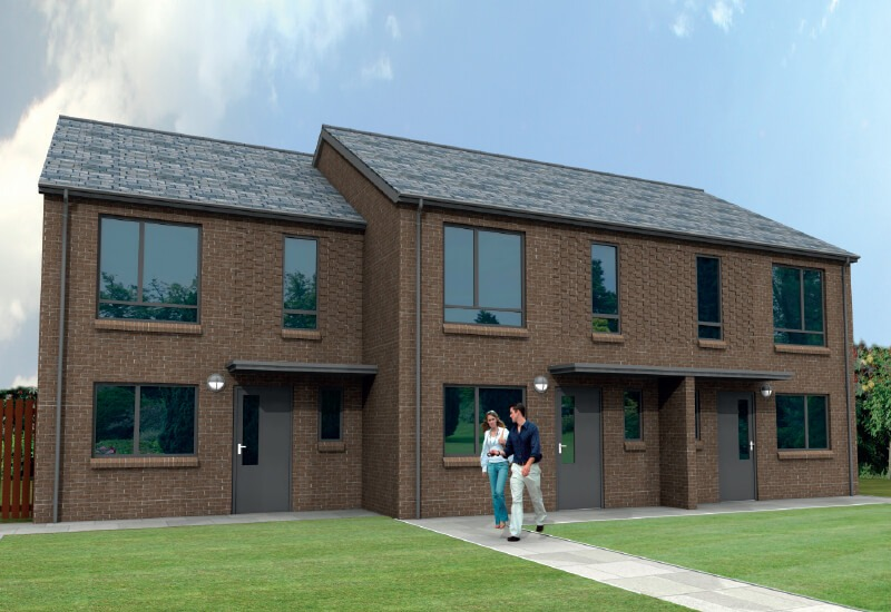 East Riding PHASE 4 Housing Image