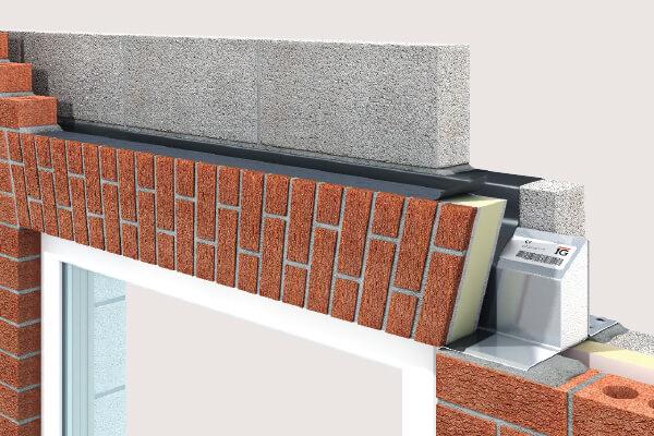 Brick Slip Feature Lintels | Offsite Construction Solutions