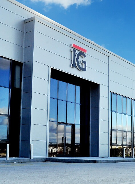 IG Lintels Building