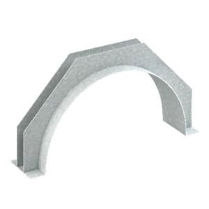 IG Lintels special arch steel lintel