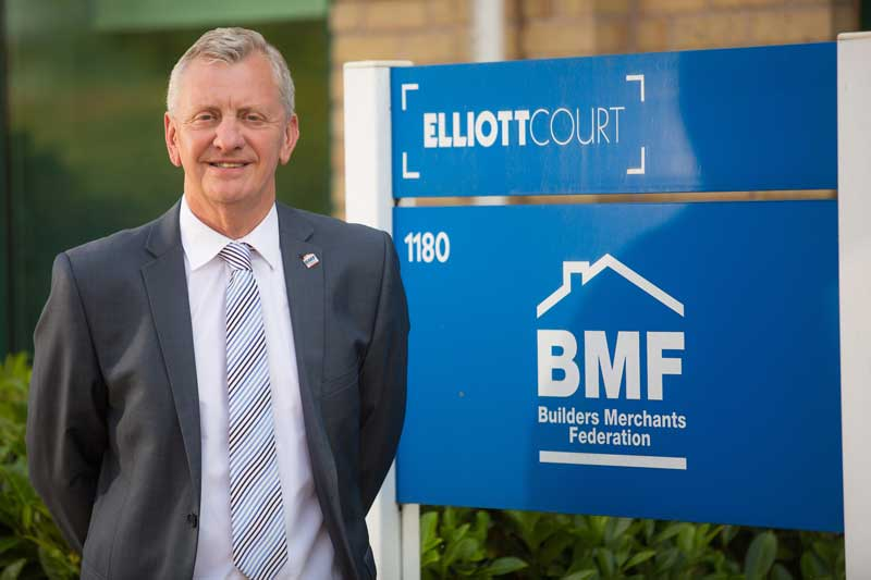 View from the BMF:  John Newcomb discusses Brexit and attracting the next generation of merchants
