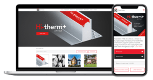 ig lintels new website desktop mobile graphic outline