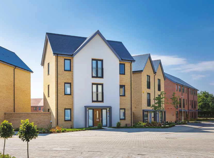 Quality Street- Why Quality is Always Top of the Agenda at Bewley Homes