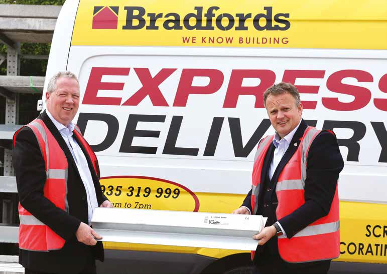 bradfords building supplies steel lintel
