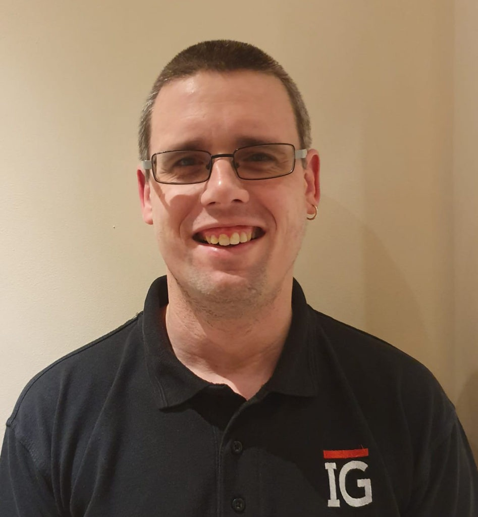 Matthew Knight Technical Engineer IG Lintels